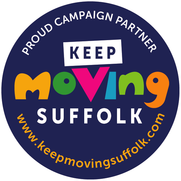 Keep Suffolk Moving Campaign Partner